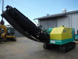 FURUKAWA Mobile Wood Crusher FPC1600