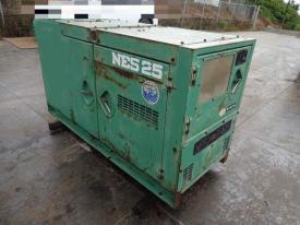 NIPPON SHARYO Generators NES25SI-2
