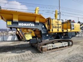 KOMATSU Mobile Jaw Crusher BR380JG-1E0