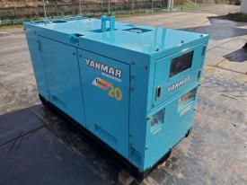 YANMAR Generators YAG20S-3