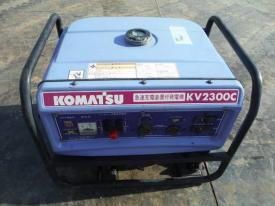 KOMATSU Generators KV2300C