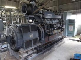 TOSHIBA Generators JEC-114